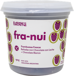 Franui Chocolate con Leche & Blanco