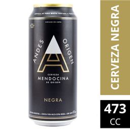 Andes Negra 473 ML