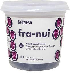 Franui Chocolate Amargo & Blanco