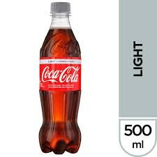 Coca-Cola Light 500ml.