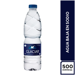 Glaciar Sin Gas 500 ml