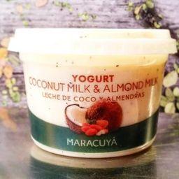Yogurt Sabor Maracuya - LoloVegan