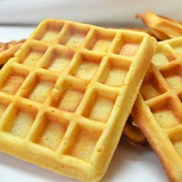 4 Waffle Solo Individuales