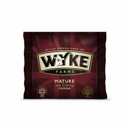 Queso Cheddar Wyke Farms Madurado