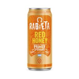 Cerveza Rabieta Red Honey