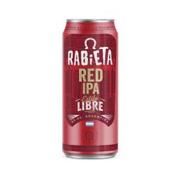 Rabieta Cerveza Red Ipa