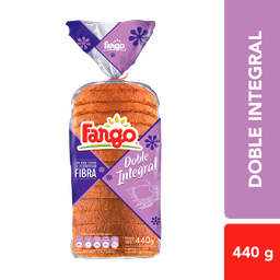 Pan Fargo Doble Integral 440 g