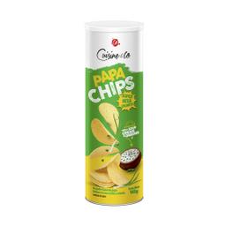 Cuisine & Co Papas Chips Crema Y Cebolla