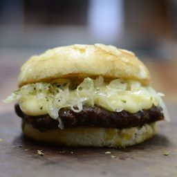Combo Burger Fugazzetta