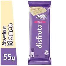 Milka Chocolate Blanco 55g