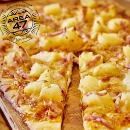 Pizza Ananá & Jamón