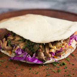 Sándwich de Keppe Frito