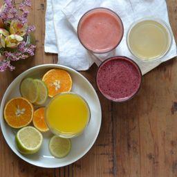 Limonada Frutos Rojos