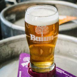 Cerveza Artesanal Baum Blonde
