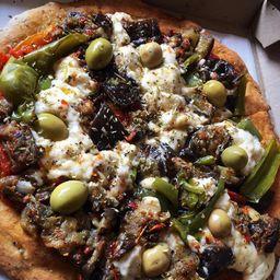Pizza Vegana Melanzana
