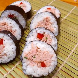 Vegan Tuna Roll x 8