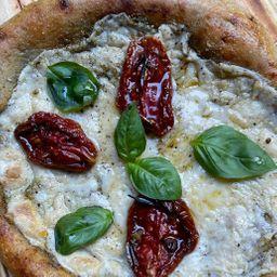 Pizza Vegan Sweet Fugazzeta