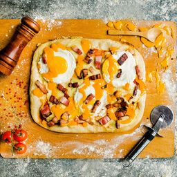 Pizza Rustica de Autor Manhattan XL