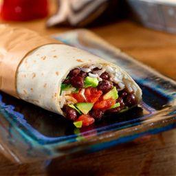 Burrito de Frijoles con Carne O Pollo