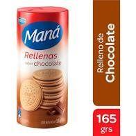 Maná Rellana Chocolate.