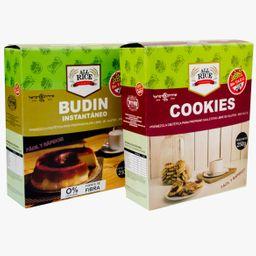 Combo Premezcla Budín + Cookies