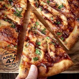 Pizza Panceta & Roquefort