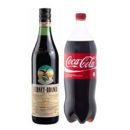 Fernet Branca + Coca-Cola