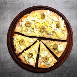 Pizzeta con Huevo.