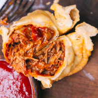 Empanada BBQ Pulled Pork XL