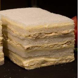 Sándwich Miga de Atún & Queso