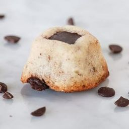 Financier de Chocolate con Ganache