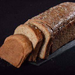 Pan de Molde con Cereal