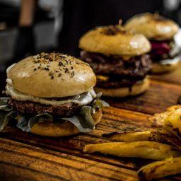 Burgers X 3