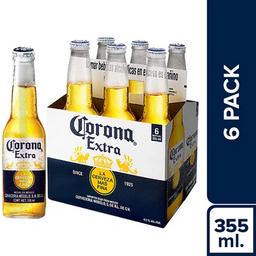 Corona Six Pack 355 ml