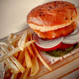 Toto Premium Burger