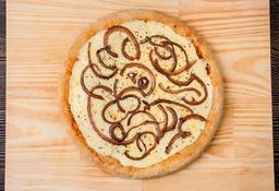Pizza Fugazza Morada
