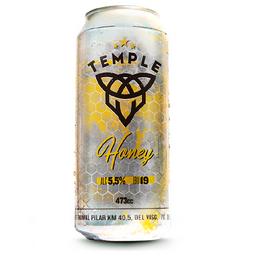 Cerveza Temple Organic Honey