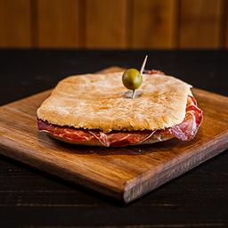Sándwich de Bondiola & Queso