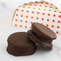 Alfajor de Chocolate X 4