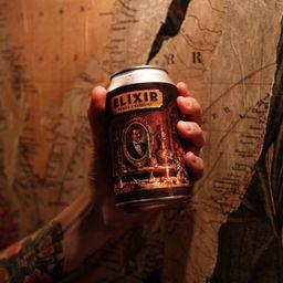 Cerveza Elíxir - Boticario Bar