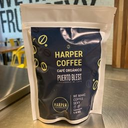 Café 1/4 Perú Orgánico
