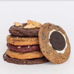 6 Cookies Clásicas
