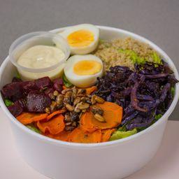 Ensalada de Zanahoria & Huevo