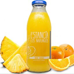 Jugo de ananá y naranja 500 ml