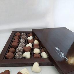 42 Bombones de Chocolate y Trufas