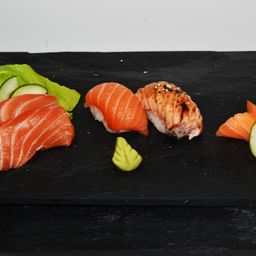 Combi 1 Especial Nigiris y Sashimi X 20