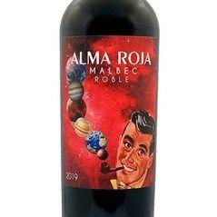 Alma Roja Malbec Roble 750 ml