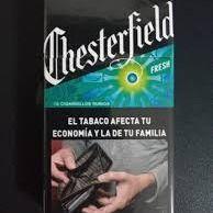 Chesterfield Fresh Box 20