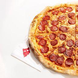 Half Pizza Obama