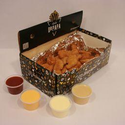 Caja Familiar - Nuggets con Salsa